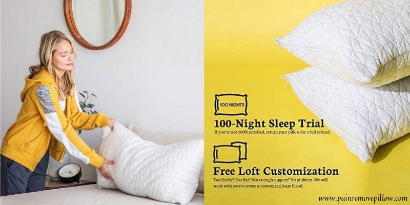 Coop Home Goods Memory Foam Pillow