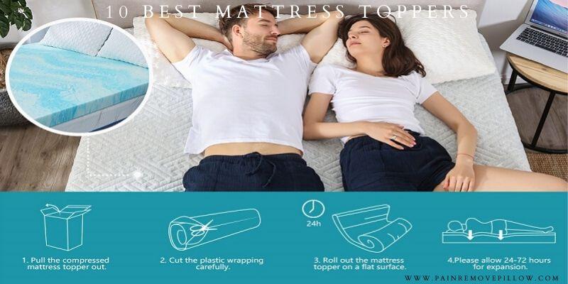 Best Mattress Toppers to Help Us Sleep Better