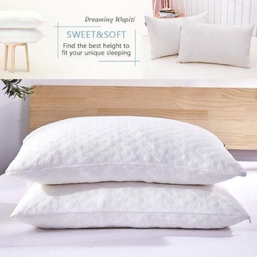 Shredded Memory Foam Cloud Pillow